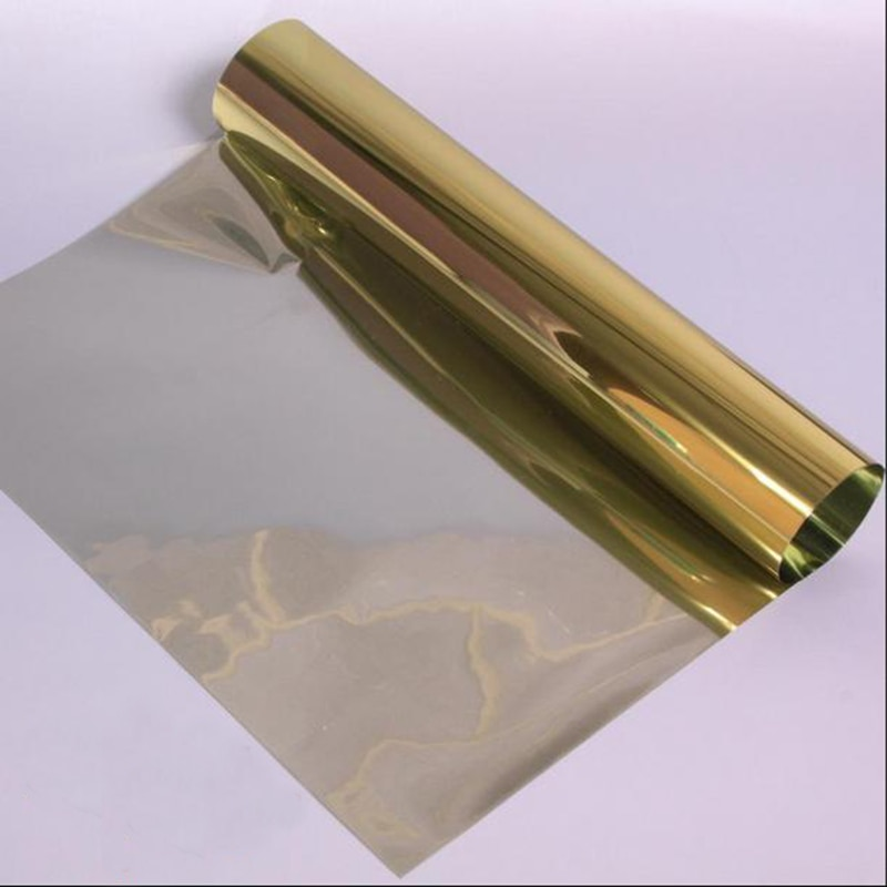 1m Useful Heat Insulation Membrane Window Glass is Prevented Bask in Sticker One-way Explosion-proof Balcony Window