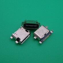 2 قطعة مقبس صغير المقبس محطة منفذ شحن التوصيل إصلاح نوع C المصغّر usb موصل ل ZTE C2016 W2016 ZMAX برو Z981 استبدال