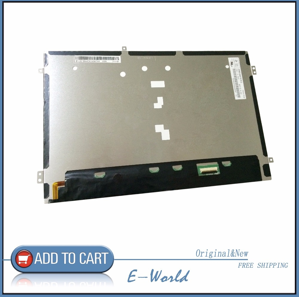 Pantalla LCD Original de 10,1 pulgadas HSD101PWW2 HSD101PWW2-A00 para TF201 reemplazo de pantalla LCD envío gratis