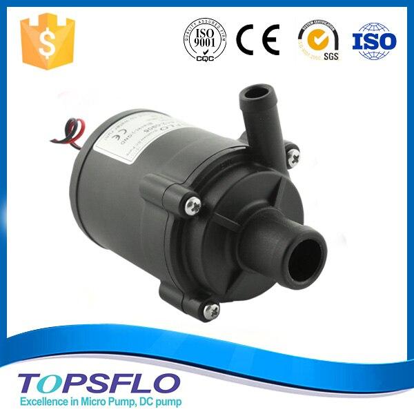 TOPSFLO 9L/min IP68 submersível pumpTL-B10/S-A 12 v refrigeradores de água dc bomba bomba de circulação sem escova materiais de alta qualidade