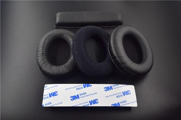 Almohadillas de repuesto para auriculares, almohadillas para auriculares, almohadillas para auriculares SH HD418 HD419 HD428 HD429 HD439 HD438 HD448 HD449