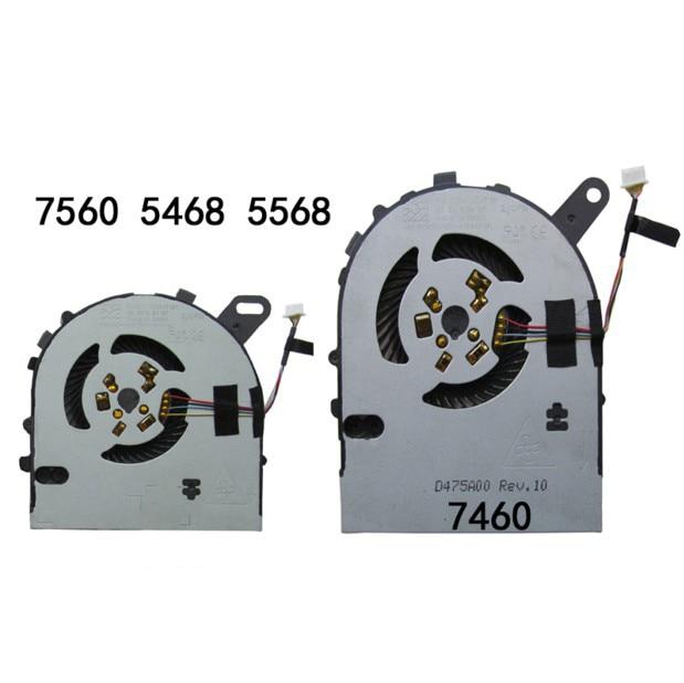 Технические характеристики, вентилятор для DELL Inspiron 7460 7560 Vostro 5468 5568, охлаждающий вентилятор для процессора, технические характеристики