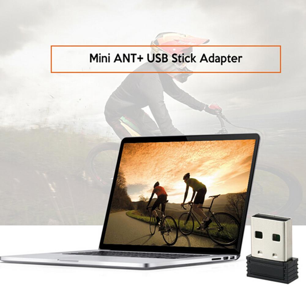 USB ANT + STICK Адаптер для Zwift, для Bkool, для Wahoo Aycling Garmin Forerunner, беспроводной адаптер для велосипедных гаджетов Intelig