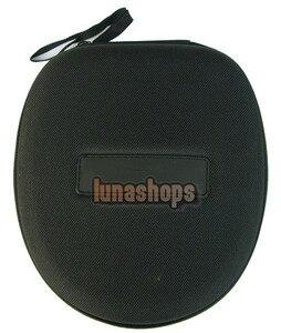 LN000633 Headset Earphone Carrying Pouch Hard Bag Case