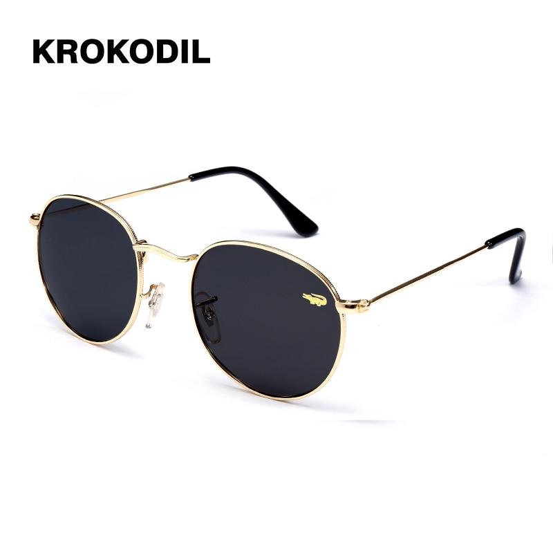 Russell Gothic Men Steampunk Sunglasses Women Metal Wrap Eyeglasses Sun Glasses Mirror Male Eye Glasses Round Shades 3801