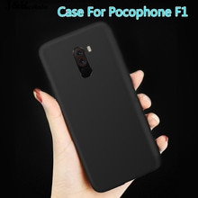 For Xiaomi Pocophone F1 TPU Soft Case Full Cover Cell Phone Case For Pocophone F1 Global Version Col