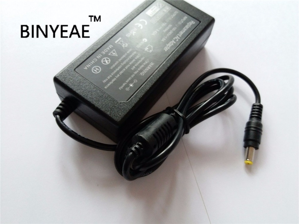 19V 3.42A adaptador de CA de 65W cargador de batería para Acer Aspire 5820TG 7250 de 7250G 7739G 7739G 4820T 4820TG 5553 de 5553G 5625G 5625G 5745