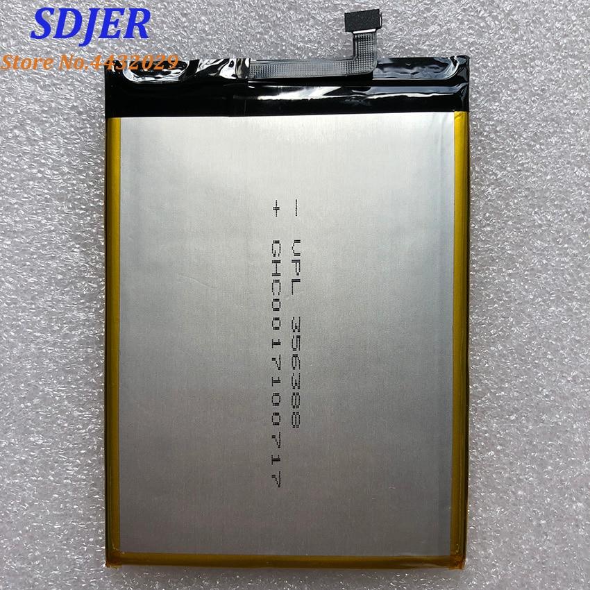 100% New Original Ulefone Gemini Replacement 3250mAh Parts backup battery for Ulefone Gemini MTK6797 Smart Phone
