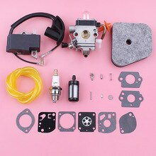 Carburetor Ignition Coil For Stihl FS87 FS100 HL100 HL95 KM90 KM100 KM130 Air Fuel Filter Line Repair Kit Trimmer Replace Part