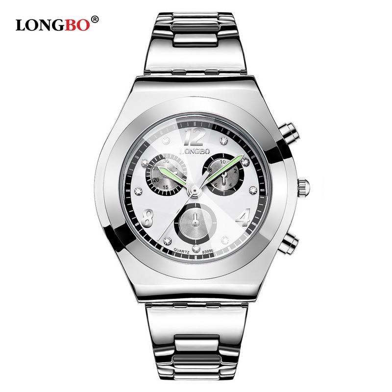 LONGBO 2019 Top Brand Luxury Women Watches Cute Pink Girl Elegant Ladies Clock Waterproof Alloy Quartz Watch Female Watch enlarge