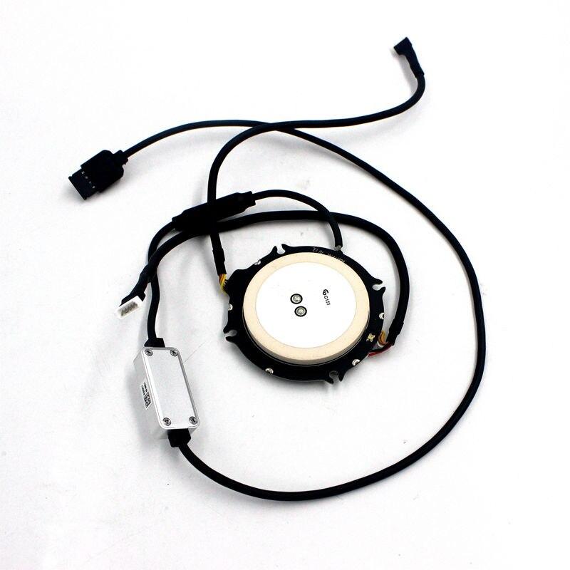 الأصلي DJI Agras MG-1S GPS البوصلة برو وحدة جزء 54 ل MG-1S وقاية النبات آلة Drone اكسسوارات