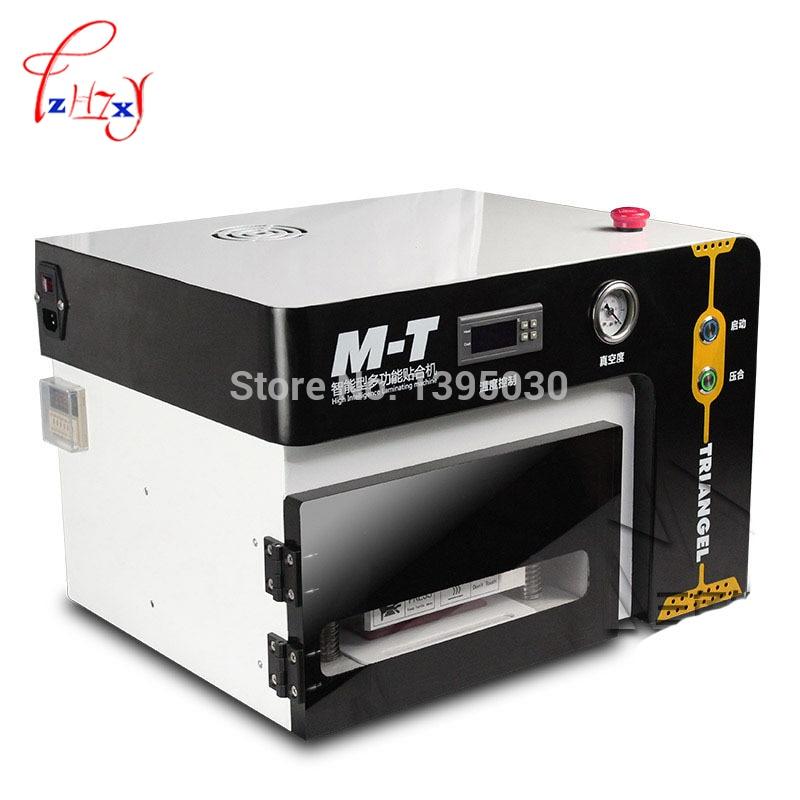 Multi func Printer Vacuum Laminating Machine OCA Vacuum Laminator LCD OCA Lamination Machine No Need Remove Bubble