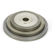 1a1 플랫 모양 다이아몬드 코팅 연마 휠 텅스텐 카바 이드 도구에 대 한 연 삭 디스크 d100 구멍 20mm 그릿 80 ~ 600 # e006
