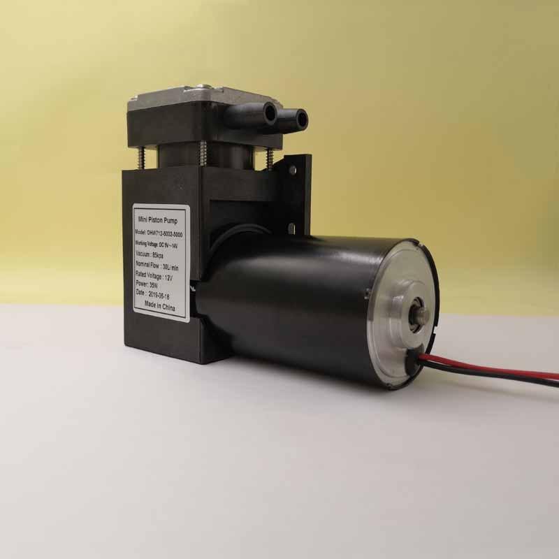 brushless low noise long lifespan high flow best quality electric dc piston pump/air pump/vacuum pump kamoer kvp04 12v 24v mini diaphragm vaccum pump electric air pump with low flow rate 1 1l min and low noise