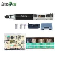 Mini taladro dutofree, taladro inalámbrico con taladro Inalambrico, herramienta eléctrica rotativa, pluma de grabado
