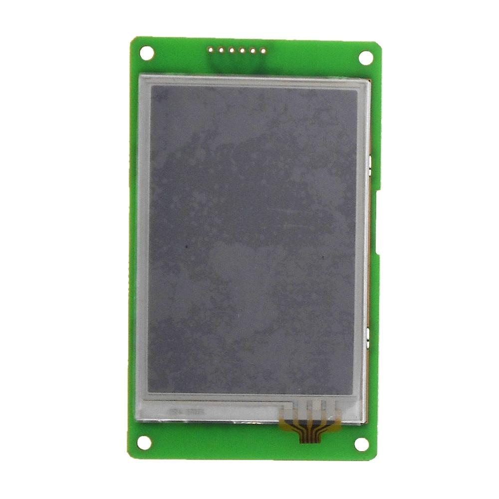 DMT48320C035_06W 3,5 pulgadas serie pantalla táctil pantalla DGUS II pantalla inteligente desarrollo DMT48320C035_06WT DMT48320C035_06WN