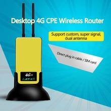 Kuwfi 4G Lte Wifi Router 6000 Mah Power Bank 3G/4G Wifi Router Draadloze Ap Cpe met RJ45/Sim Card Slot & Ap Functie