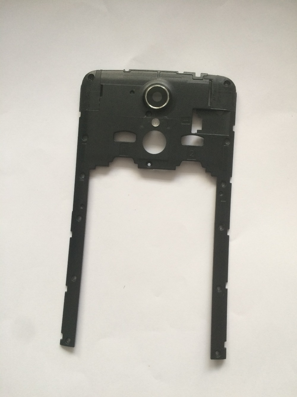 Used Back Frame Shell Case + Camera Glass Lens For Homtom HT17 PRO MT6737 Quad Core 5.5 Inch 1280x720 Free Shipping enlarge