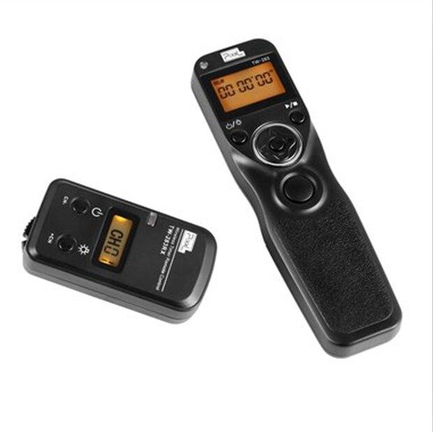TW283/S1 inalámbrico temporizador mando con Control remoto de liberación para Sony Alpha...