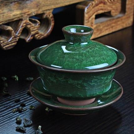 TANGPIN кофейные чайные наборы ледяные трещины керамический чайник gaiwan, чайная чашка китайский чайные наборы кунг-фу