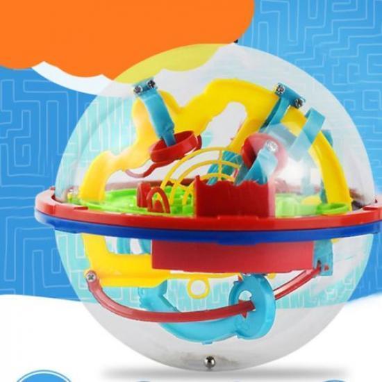 2020 nuevo rompecabezas 3D BOLA MÁGICA laberinto 299 nivel Perplexus intelecto mágico Bola de mármol equilibrio laberinto Perplexus rompecabezas juguete