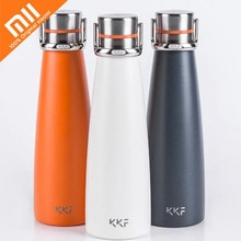 Original xiaomi mijia KKF 475ml vacuum flask 24 hours insulation vacuum kettle insulation beverage bottle thermos