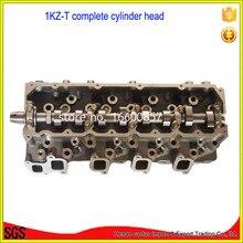 Tête de cylindre complète 1KZ-T 11101-69126   Pour Toyota Land Cruiser 4-runner 2982cc