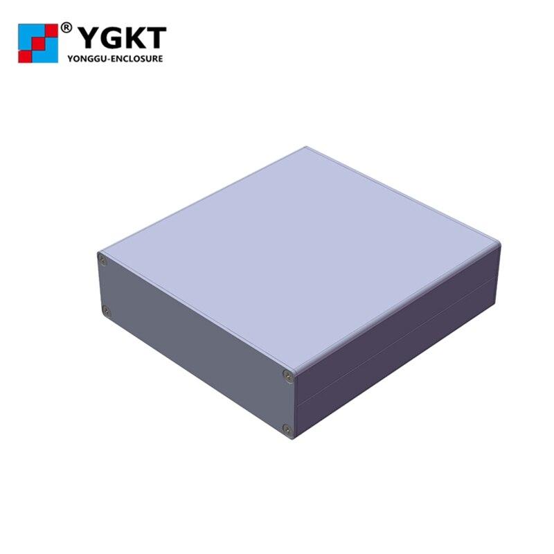 YGS-011 114x33-120 mm (wxhxl) aluminum boxes for electronic projects Enclosure aluminum equipment case