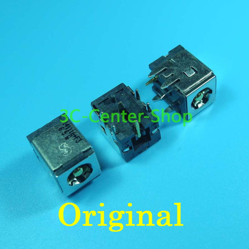 1 piezas portátil dc power jack para Asus G71 G71G G71GX G73 G73S G73SW G73W G73J G73JH G73JW DC JACK conector de puerto de carga