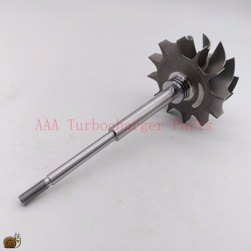 Holset HX52 piezas del turbocompresor rueda de turbina 70x84mm, 12 cuchillas, para VOLV-O proveedor de camiones de servicio AAA piezas del turbocompresor
