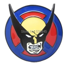 X Men Wolverine Marvel Superhero Comic fivela de cinto