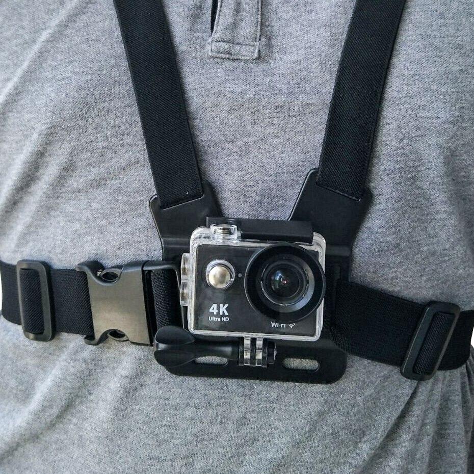 Accesorios para go pro, cinturón de pecho, soporte de Cámara de Acción,...