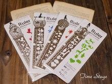 Bookzzi monumented metal lanyard bookmark ruler bookend ruler midori hobonichi use travelers notebook use