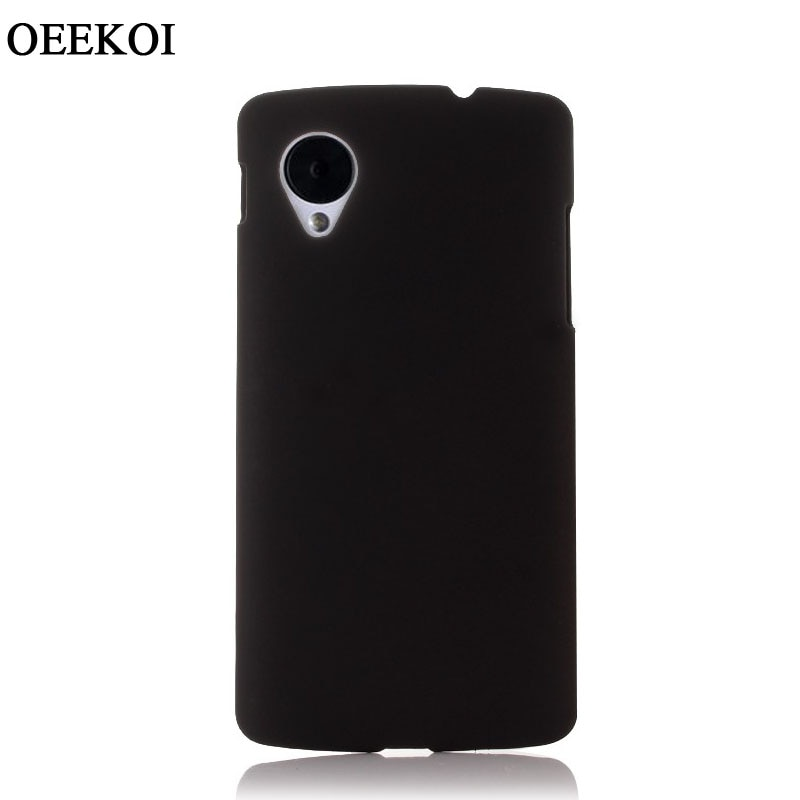 OEEKOI ultracienki matowe matowe twarda okładka etui na LG Nexus 5 E980