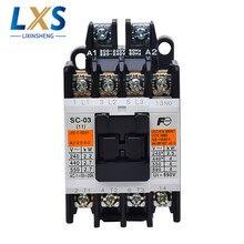 3 PCS 100% Originele Japan Fuji Elektromagnetische AC Schakelaar SC-03 11A