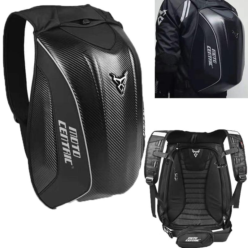 حقيبة ظهر صلبة للدراجات النارية ، حقيبة ظهر مقاومة للماء غير رسمية لـ KTM Sac moto sportster