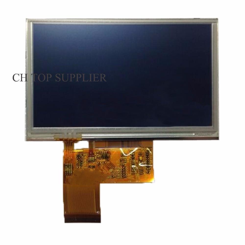 Satlink 4.3 polegada TFT HD display LCD de Tela LCD para satlink 6932 6935 6936 6939 6960 6965 6966 6979 metros localizador livre grátis