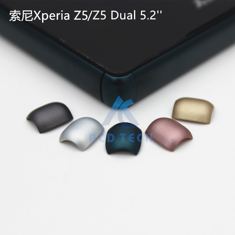 "Original New Mittleren Rahmen Winkel Ecke Für Sony Xperia Z5 Z5 Dual E6683 5,2 ""Balck/Silber/Gold /rosa/Blau"