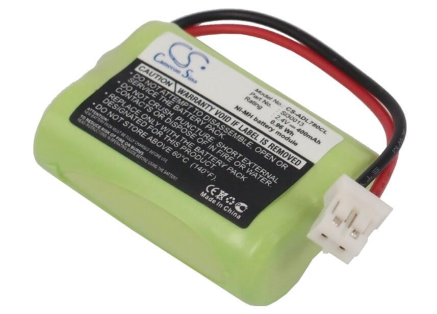 Cameron Sino 400 mah bateria do obsługi AUDIOLINE DECT 7500 Micro 7501 7800 mikro obsługi SWITEL MD9300 MD9500 MD9600 MD9700 SL30013