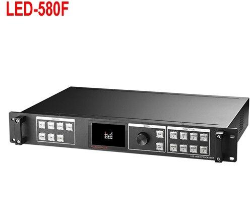 MAGNIMAGE LED-580F procesador de vídeo LED scaler led580f con AVX2 VGA DVI HDMI X 1 entrada VGAX1... DVAX2... DPX1 de salida