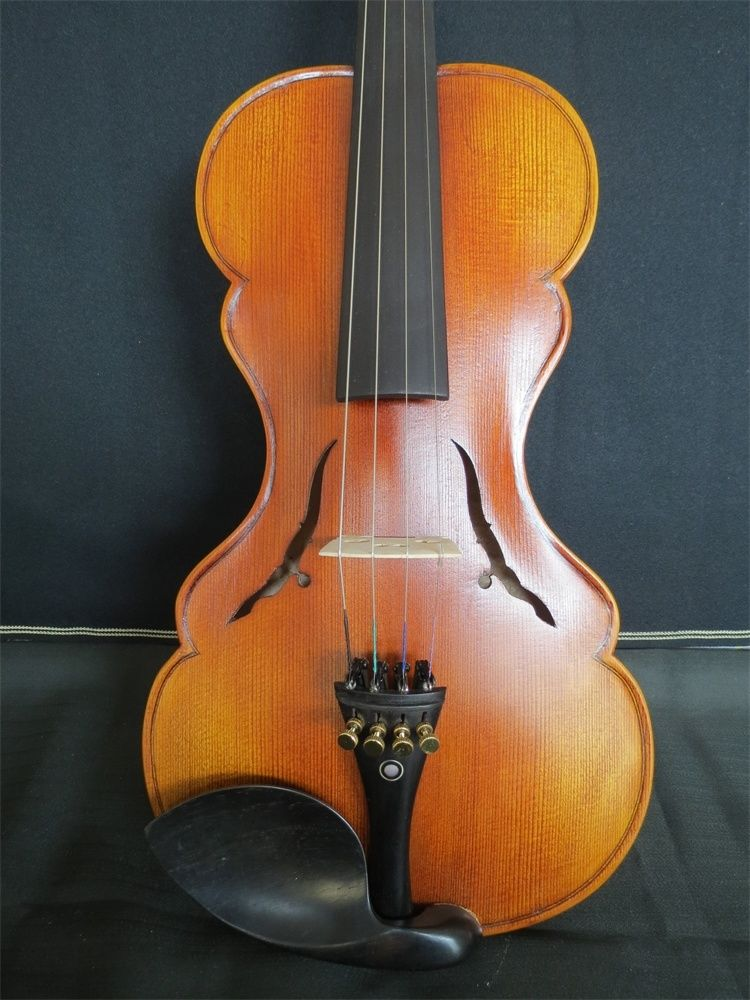 Baroque style lace SONG Brand Master flames 4/4 violin ,rich,sweet sound 10517 enlarge