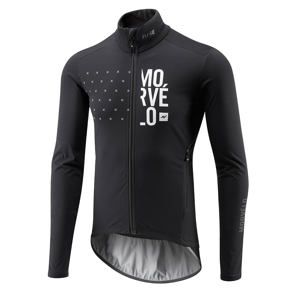 ¡NOVEDAD DE PRIMAVERA/otoño 2019! Maillot de Morvelo para hombre, camisetas de manga larga para Ciclismo de montaña, Tops, ropa