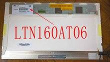 HSD160PHW1 HSD160PHW1-B00 LTN160AT06 16 pulgadas led para ASUS N61 N61vg N61JV HP DV6 CQ61 K61IC LCD portátil pantalla LED matriz