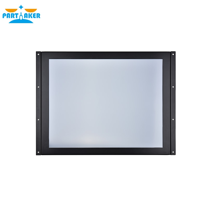 17 inch Embedded touch Panel PC Industrial 17 Inch All In One Panel PC i5 4th Generation I5 4200u 4G RAM 64G SSD enlarge