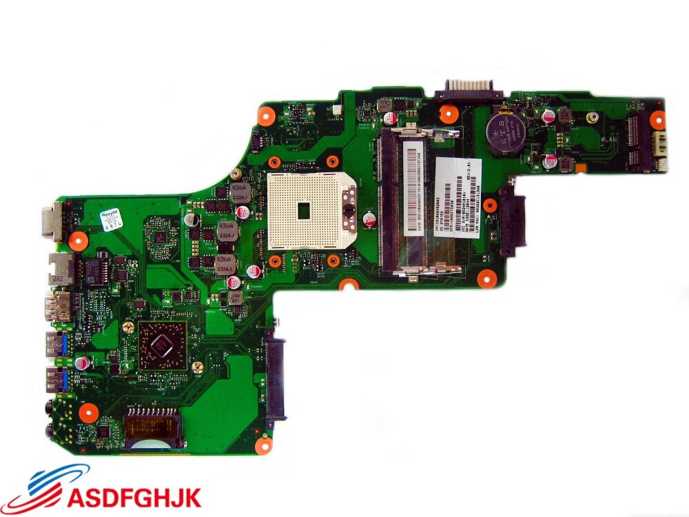 V000275030 para Toshiba Satellite C850D C855D L850D L855D placa base de computadora portátil 6050A2492001 100% TESED bien