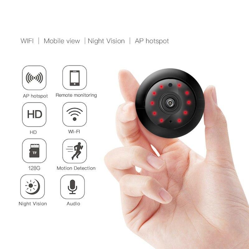 كاميرا واي فاي لاسلكية مع جهاز تحكم عن بعد ، رؤية ليلية عالية الدقة ، شبكة مراقبة ، تخزين سحابي ، دعم المكالمات ثنائي الاتجاه ، للمنزل