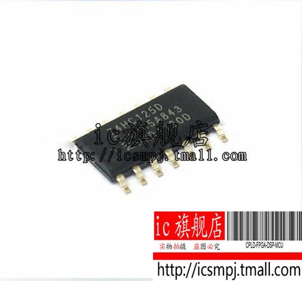 Modul HC125 74HC125D Original authentische und neue Kostenloser Versand