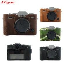 Joli sac vidéo pour appareil photo FUJI Fujifilm XT10 XT-10 XT20 XT-20 coque en silicone étui pour appareil photo en caoutchouc