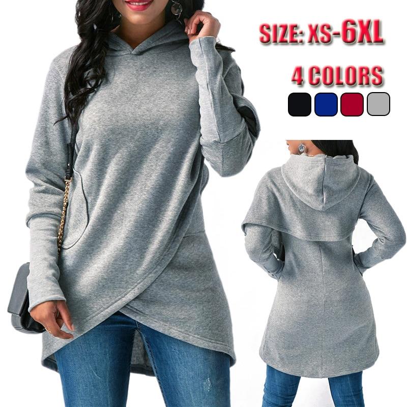 Frauen Hoodies Sweatshirt Kpop Solide Langarm Mantel Hoody Damen Frauen Sweatshirt sudadera mujer Weibliche Pullover Mit Kapuze Tops