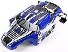 Kit de cage fendue et roulante pour 1/5 ROVAN LT losi 5ive-T 5 T king motor X2 RC pièce de voiture